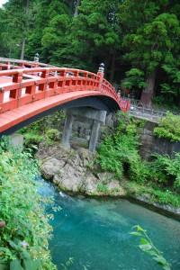 大谷川と神橋